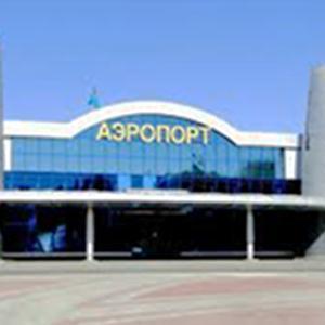 Аэропорты Лешуконского