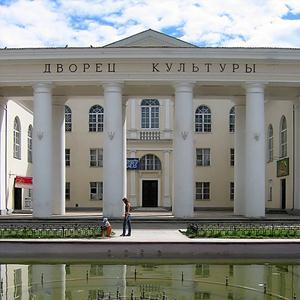 Дворцы и дома культуры Лешуконского