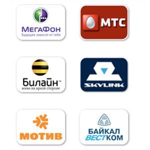 Операторы сотовой связи Лешуконского